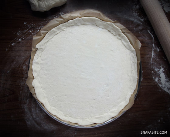 Pizza Dough | Snap a Bite